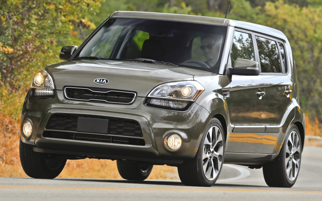 2012 Kia Soul Pictures Photos Gallery Green Car Reports