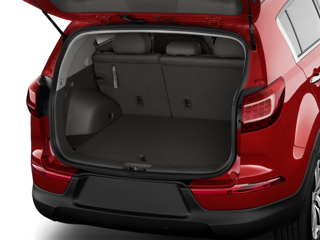 Image 2012 Kia Sportage 2wd 4 Door Ex Trunk Size 1024 X 768 Type Gif Posted On September