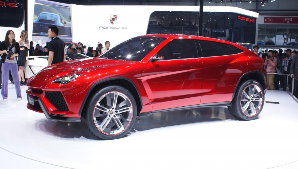 official lamborghini suv confirmed sales to start in 2018. Black Bedroom Furniture Sets. Home Design Ideas