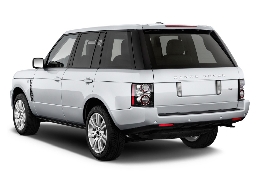 2012 land rover range rover 4wd 4 door hse angular rear exterior view. Black Bedroom Furniture Sets. Home Design Ideas