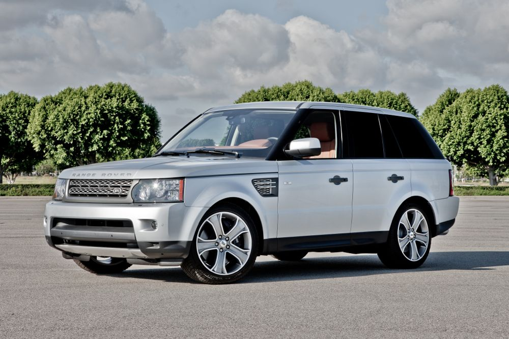 2012 land rover range rover sport gas mileage the car connection. Black Bedroom Furniture Sets. Home Design Ideas