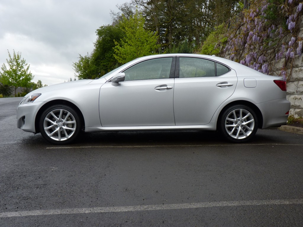 2012 Lexus Is 250 Driven November 2011