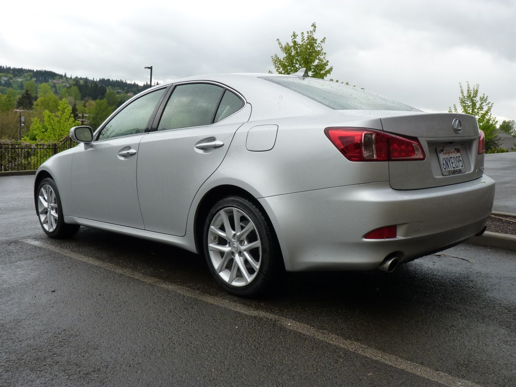 2012 lexus is 250 driven november 2011. Black Bedroom Furniture Sets. Home Design Ideas