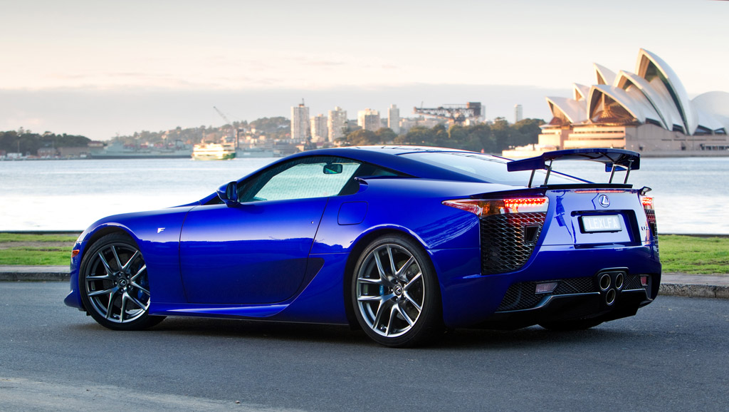 2017 Lexus Lfa 2017 2018 Best Cars Reviews