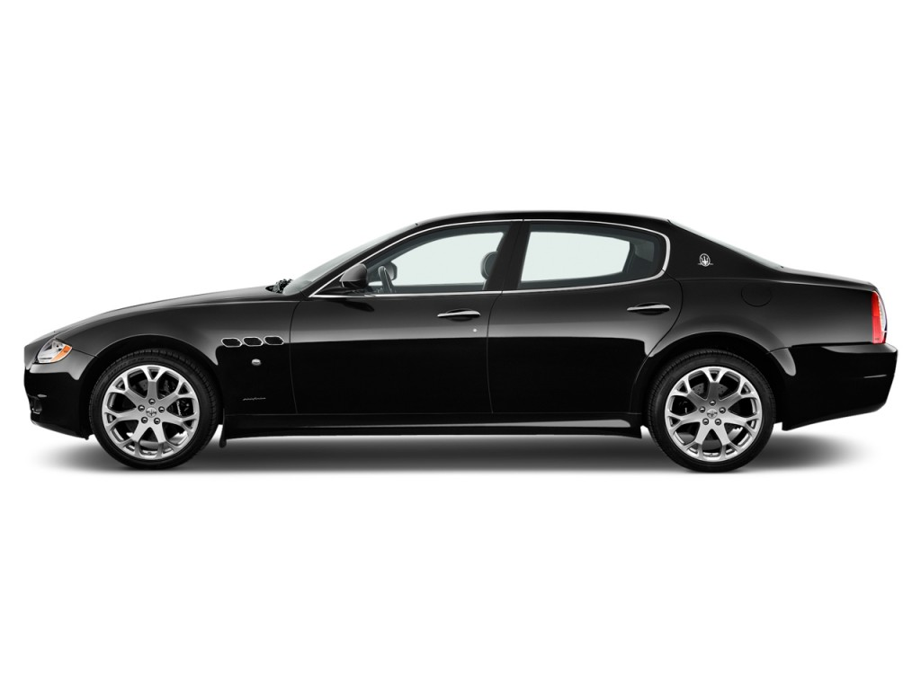 image 2012 maserati quattroporte 4 door sedan quattroporte s side exterior view size 1024 x. Black Bedroom Furniture Sets. Home Design Ideas