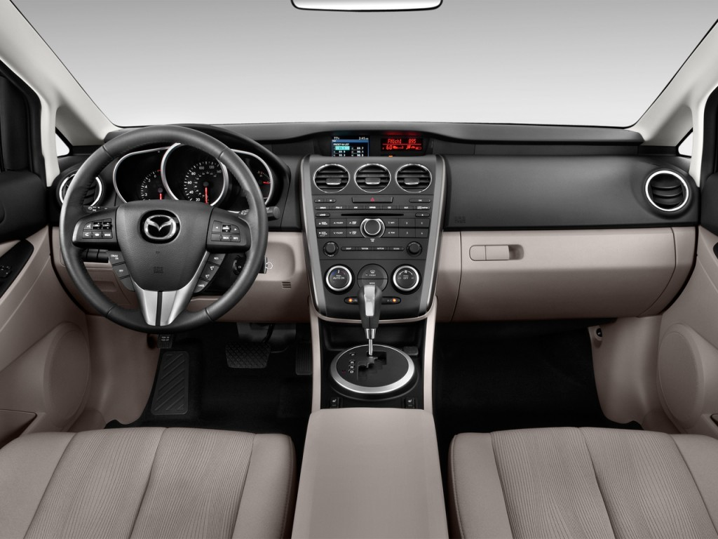 2012 mazda cx 7 pictures photos gallery motorauthority. Black Bedroom Furniture Sets. Home Design Ideas
