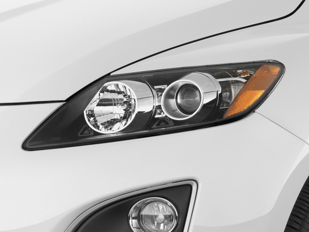 Image 2012 Mazda Cx 7 Fwd 4 Door I Sport Headlight Size 1024 X 768 Type Gif Posted On
