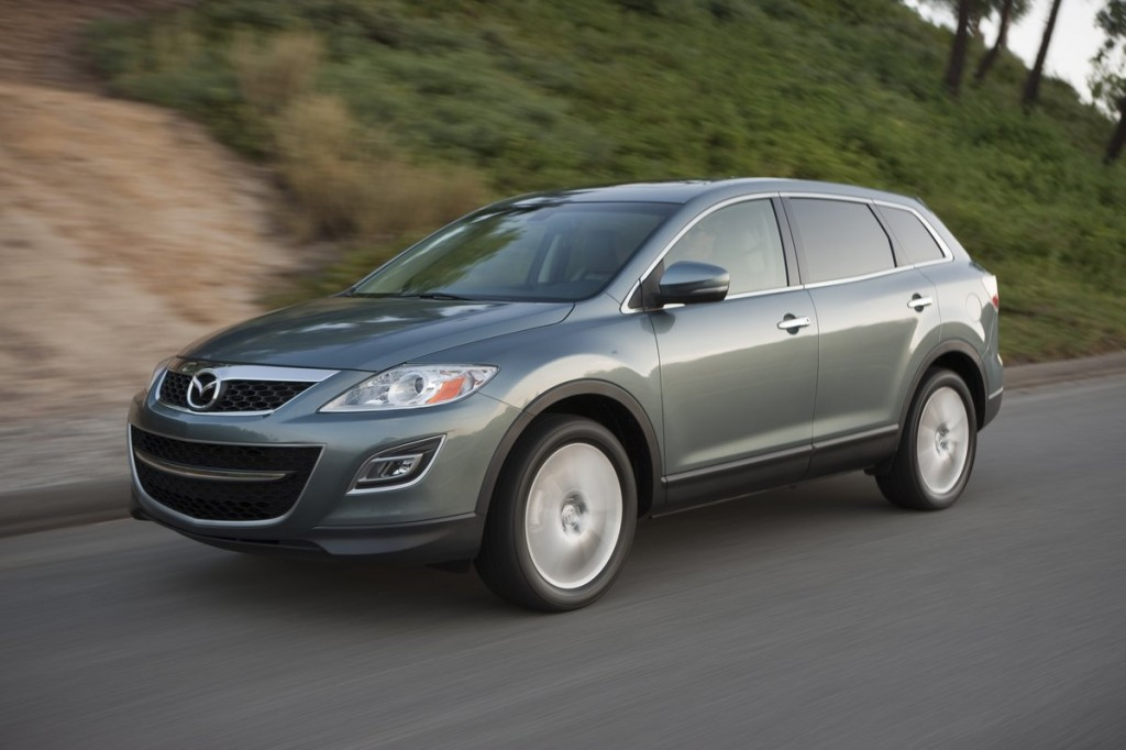 2012 mazda cx 9 pictures photos gallery motorauthority. Black Bedroom Furniture Sets. Home Design Ideas