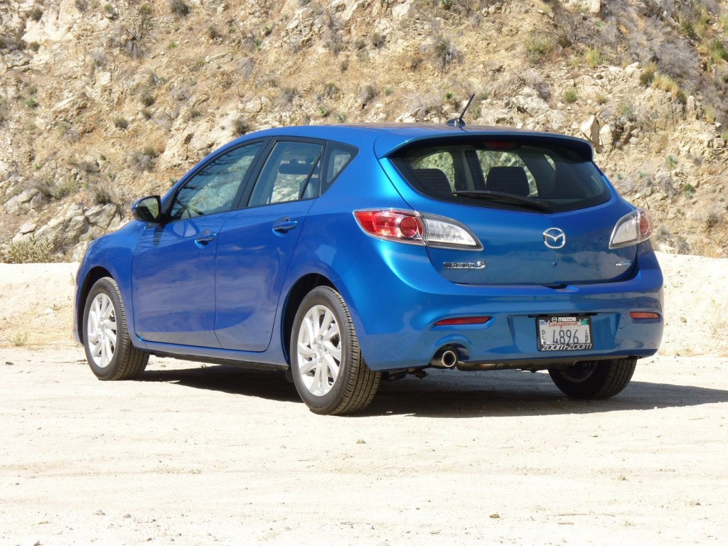2012 mazda mazda3 skyactiv first drive. Black Bedroom Furniture Sets. Home Design Ideas