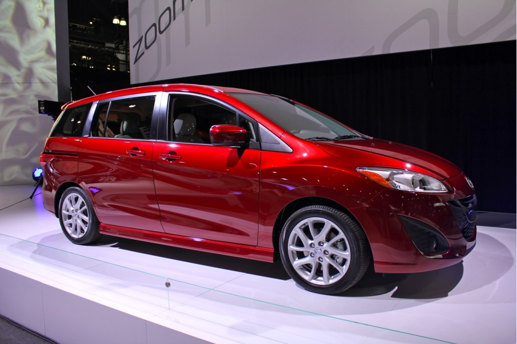 2012 mazda5 on sale january 2011 priced from 19 990. Black Bedroom Furniture Sets. Home Design Ideas