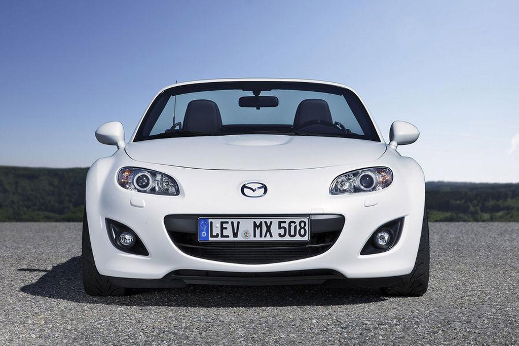 Supercharged Mazda MX-5 Yusho Concept Revealed
