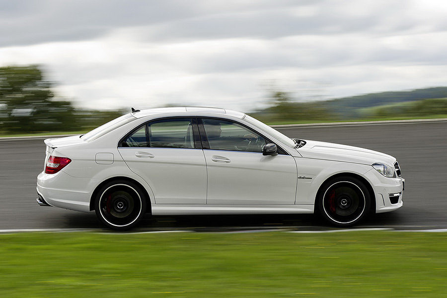 2012 mercedes benz c63 amg photos leak for C63 mercedes benz