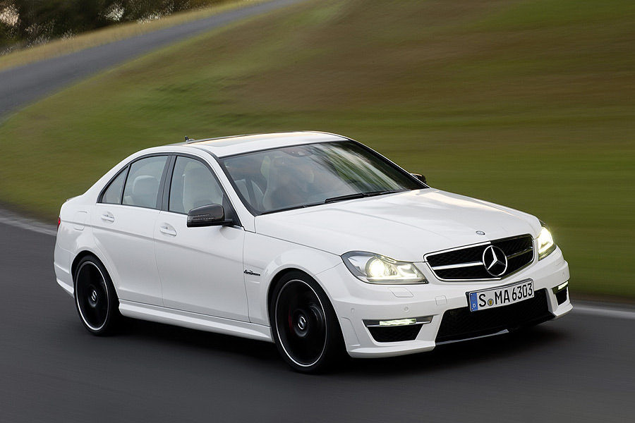 2012 mercedes benz c63 amg photos leak. Black Bedroom Furniture Sets. Home Design Ideas