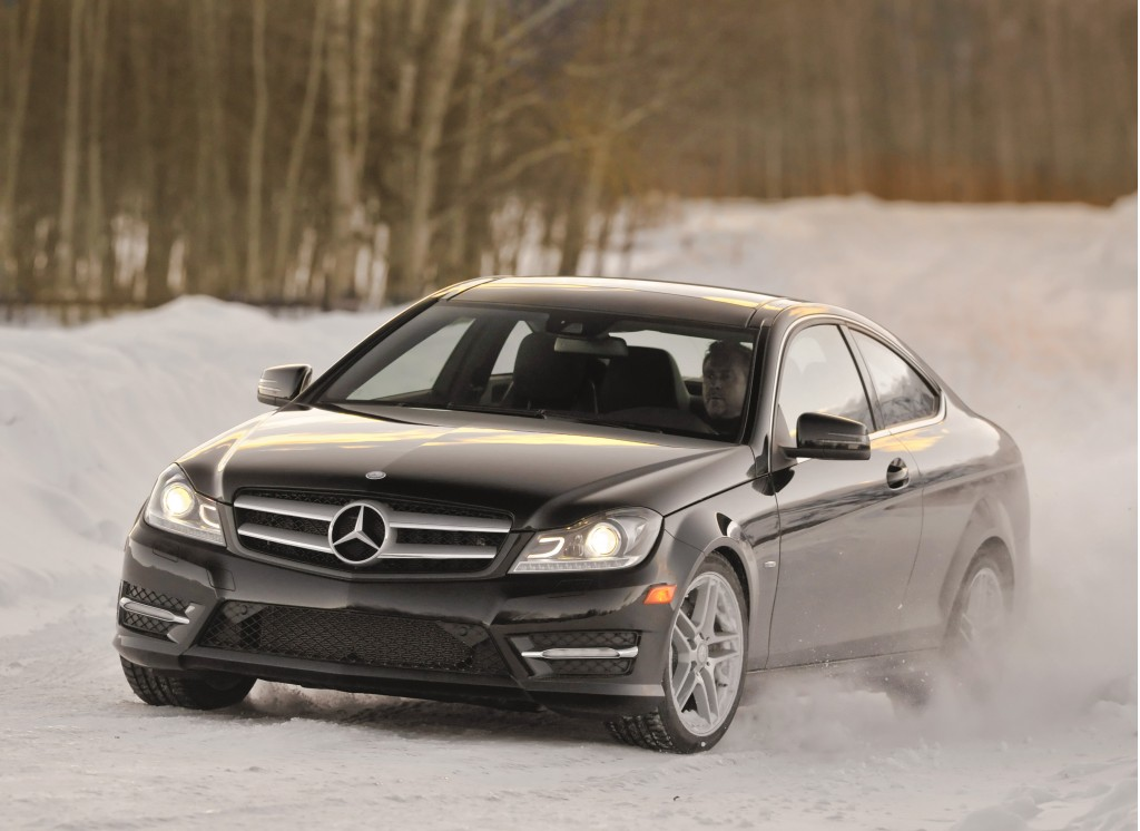 2012 mercedes benz c350 4matic coupe walkaround video for 2012 mercedes benz c350