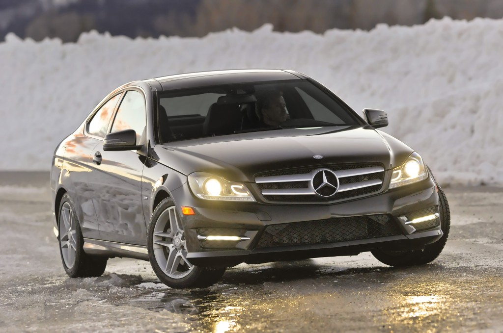 2012 mercedes benz c350 4matic coupe walkaround video for 2012 mercedes benz c350 coupe