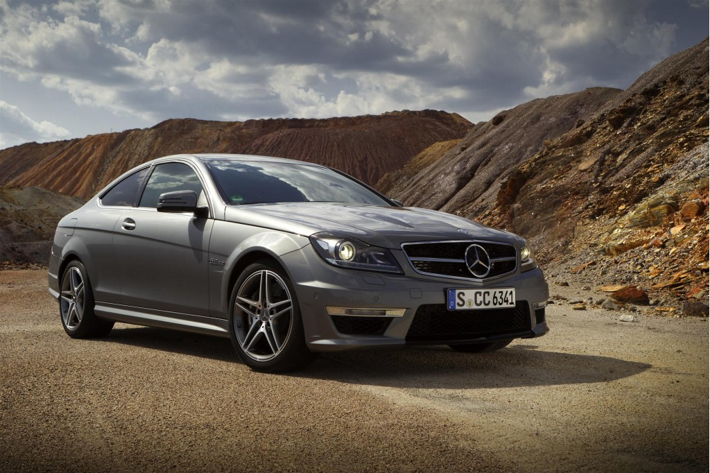2012 mercedesbenz c63 amg coupe first drive