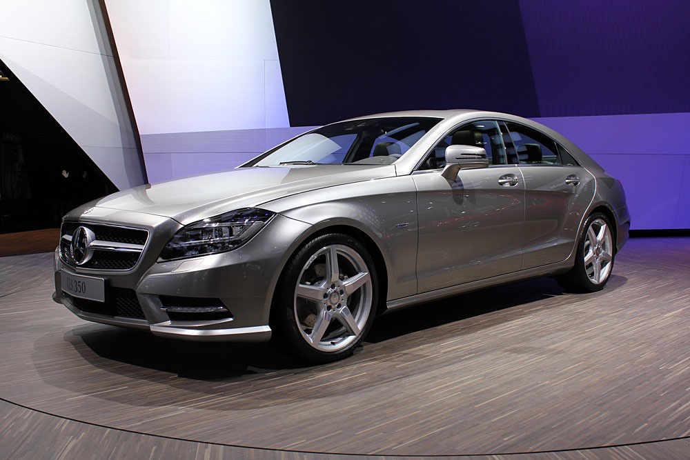 2012 mercedes benz cls 550 first look for Mercedes benz cls 2012 price