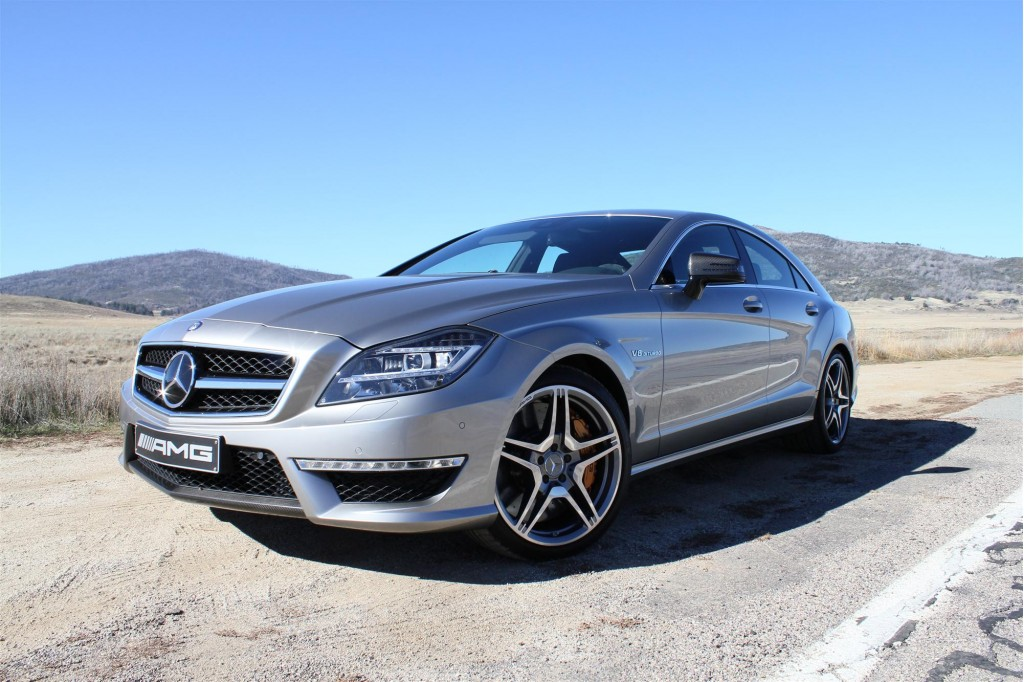 2012 best car to buy nominee 2012 mercedes benz cls 63 amg for Who buys mercedes benz