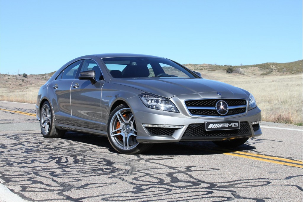 2012 best car to buy nominee 2012 mercedes benz cls 63 amg for Buy a mercedes benz