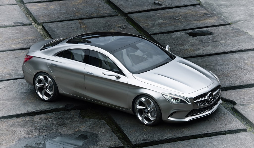 2012 mercedes benz concept style coupe official details for Mercedes benz styles