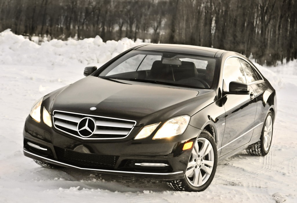 2012 mercedes benz e350 4matic coupe walkaround video
