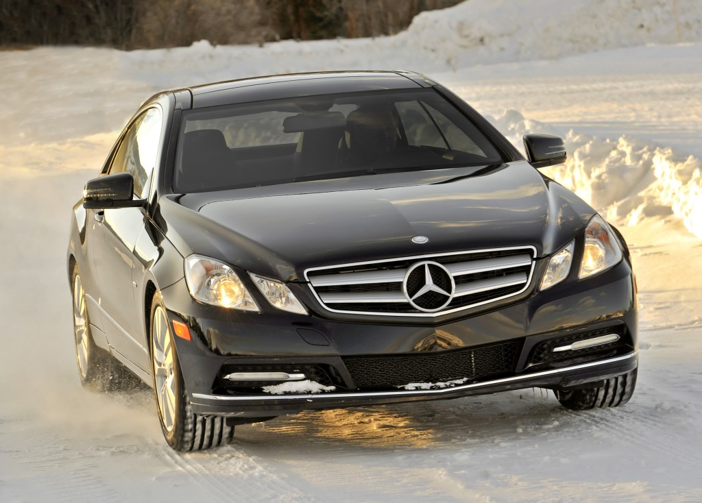 2012 mercedes benz e350 4matic coupe