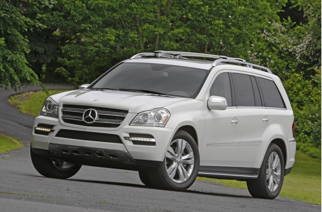 2012 mercedes benz gl class pictures photos gallery