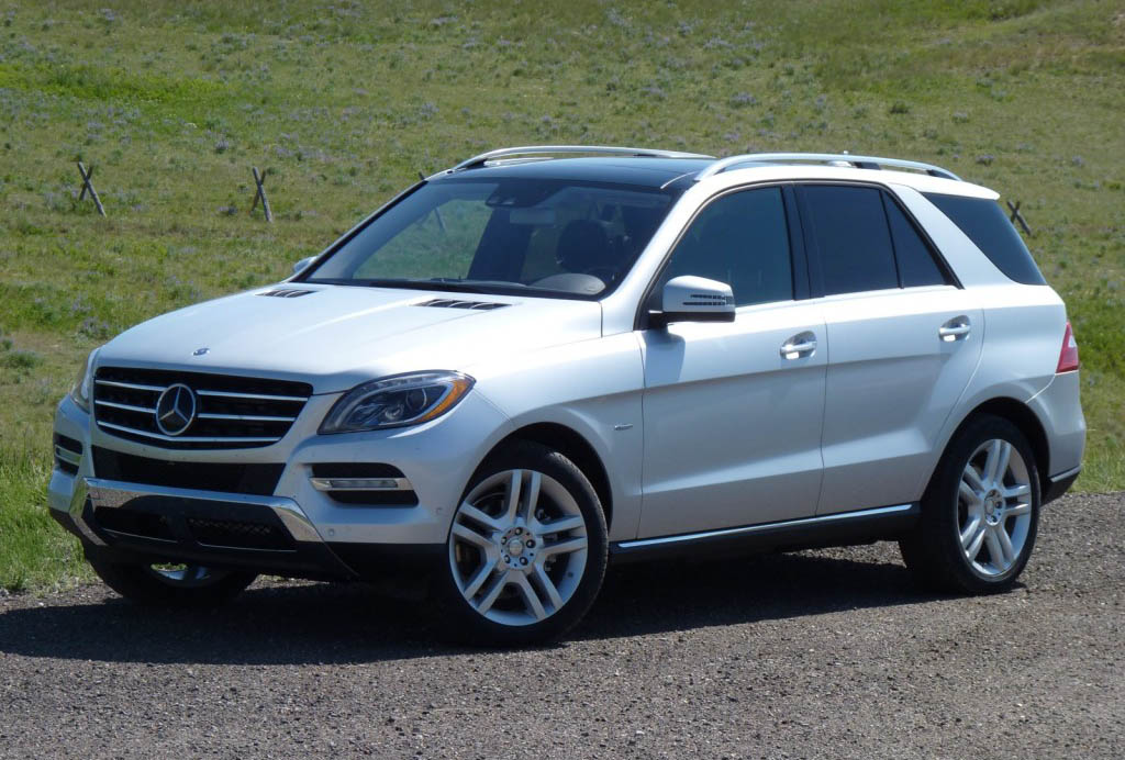 2012 Mercedes Benz Ml350 Bluetec Diesel Priced Right