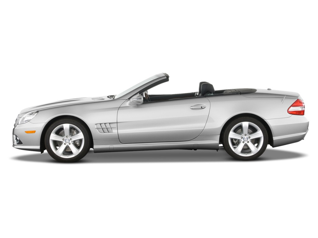 Service manual 2012 mercedes benz sl class sun roof for Mercedes benz exterior car care kit