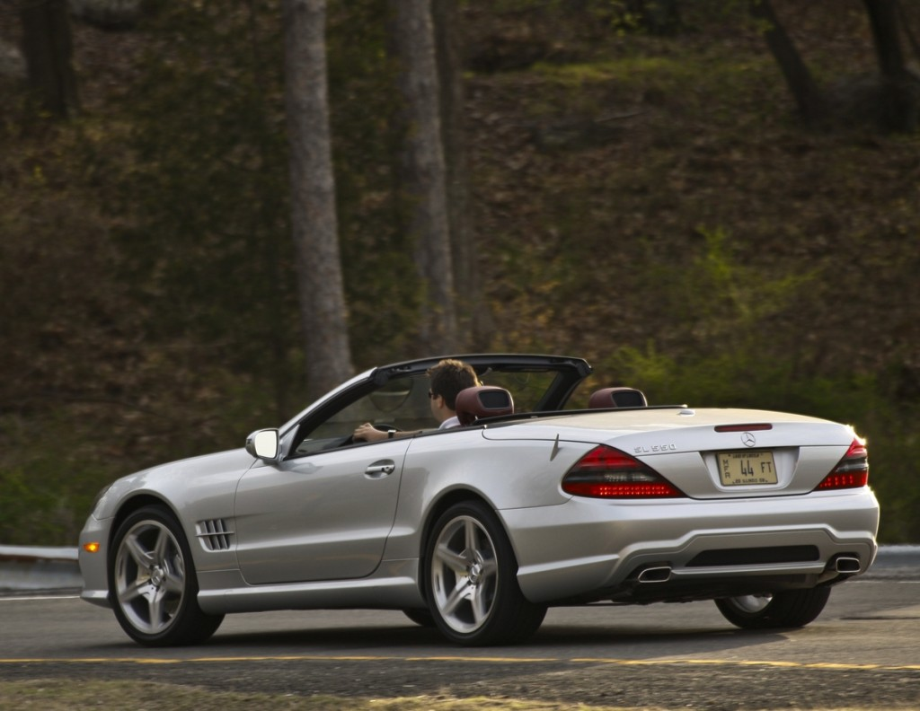 2012 mercedes benz sl class pictures photos gallery