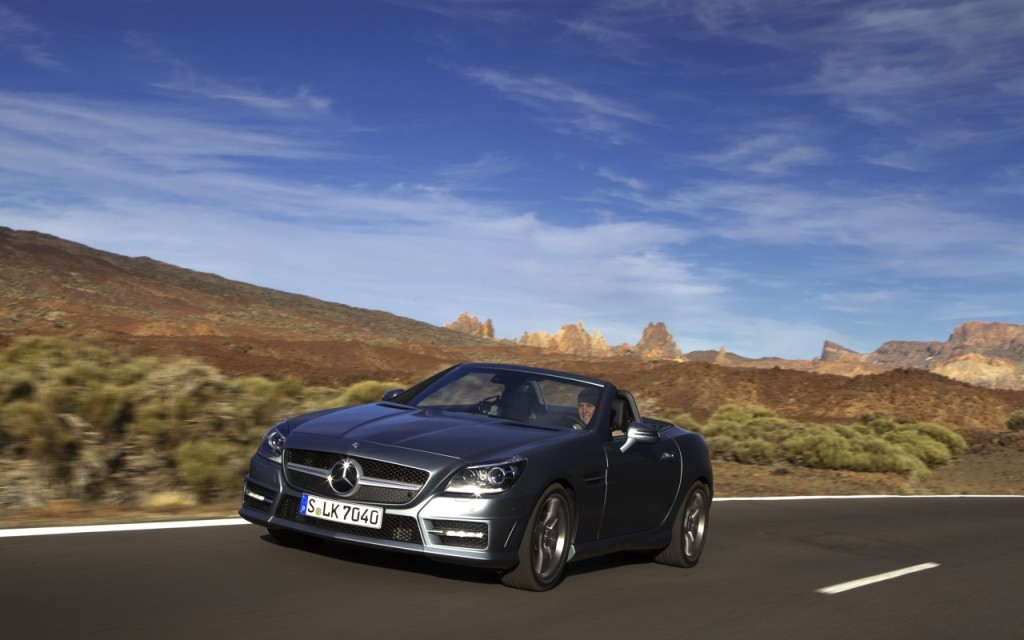 2012 mercedes benz slk350 first drive for 2012 mercedes benz slk350