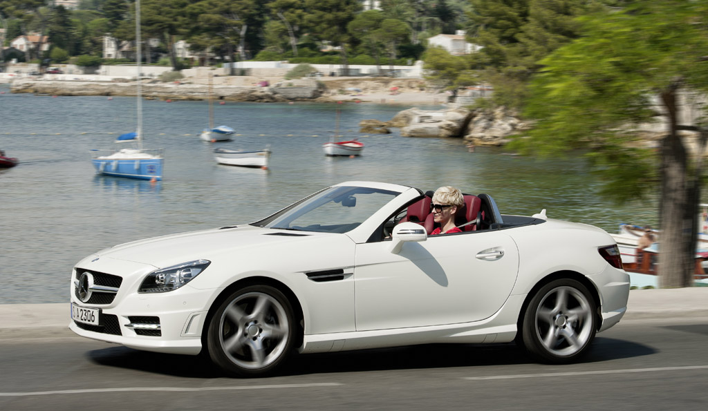 2012 mercedes benz slk250 cdi forbidden fruit