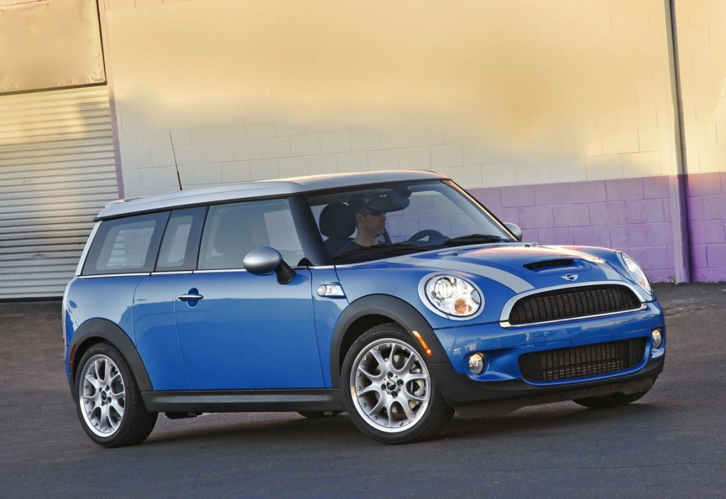 2012 mini cooper clubman pictures photos gallery motorauthority. Black Bedroom Furniture Sets. Home Design Ideas