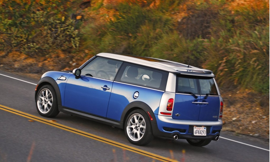 2012 Mini Cooper Clubman Pictures Photos Gallery