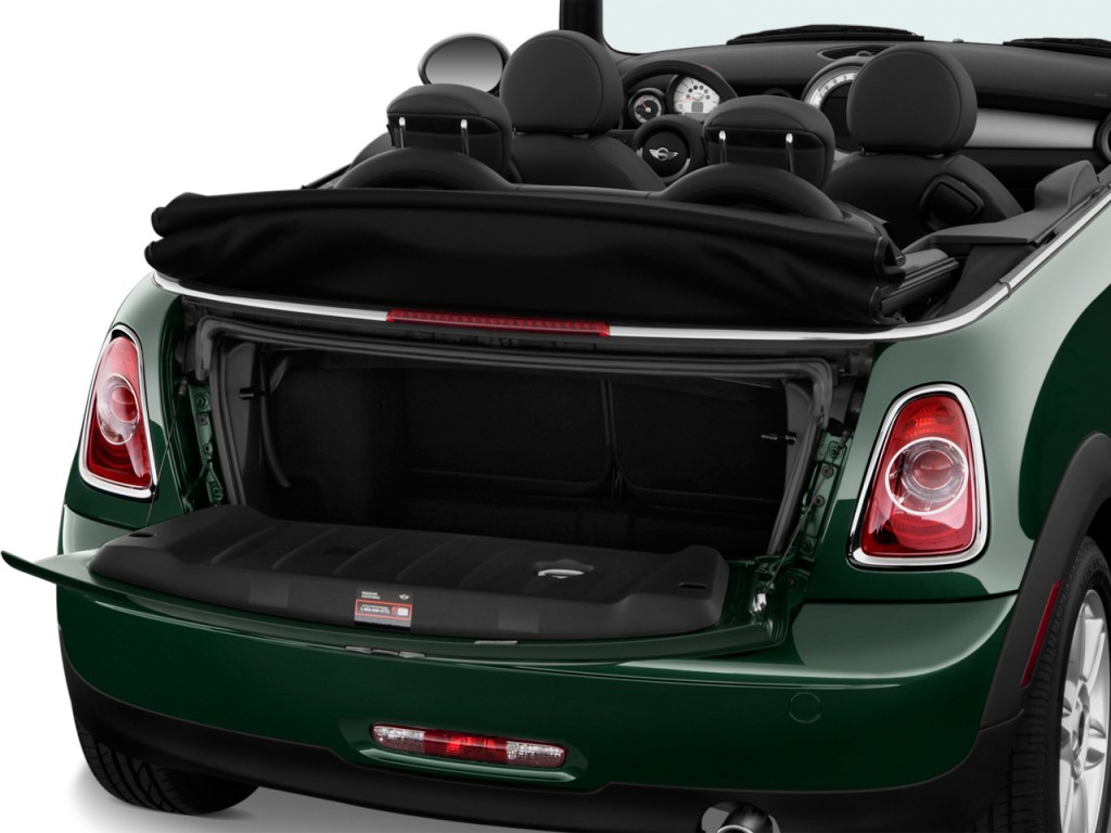 2012 mini cooper convertible 2 door trunk. Black Bedroom Furniture Sets. Home Design Ideas