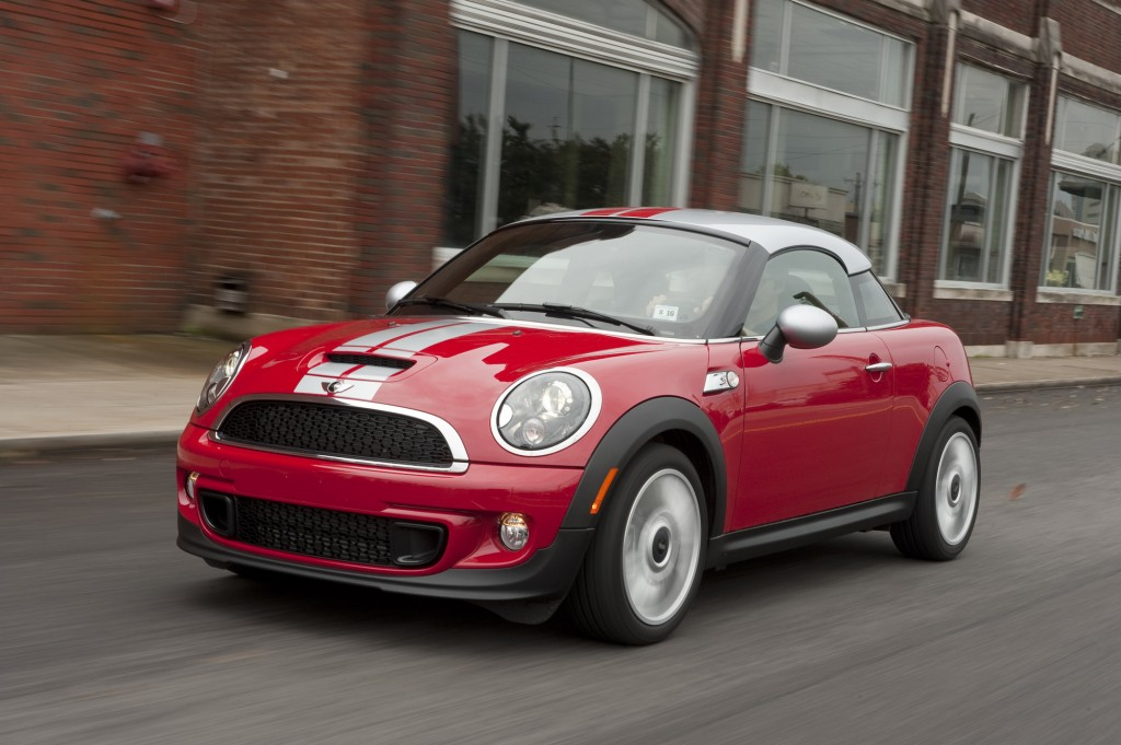 Image: 2012 MINI Cooper S Coupe, size: 1024 x 681, type: gif, posted ...