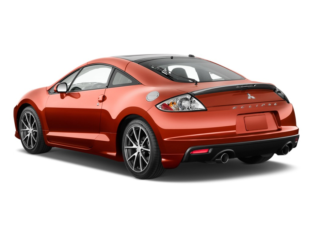 2012 Mitsubishi Eclipse Pictures Photos Gallery
