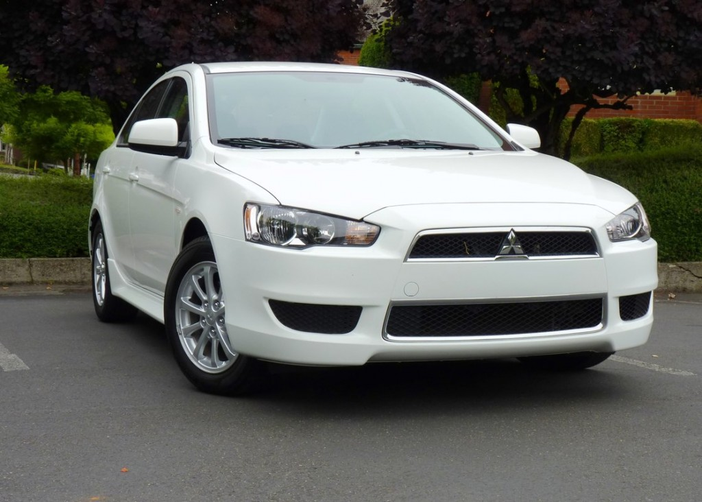 2012 mitsubishi lancer pictures photos gallery green car. Black Bedroom Furniture Sets. Home Design Ideas