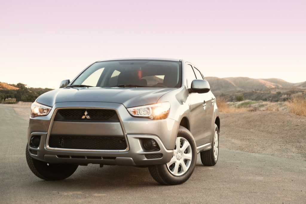 2012 Mitsubishi Outlander Sport Pictures/Photos Gallery ...