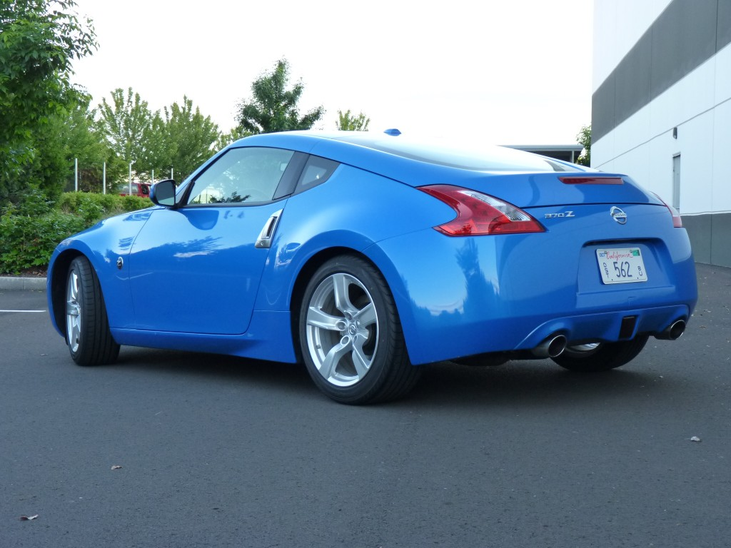 2012 Nissan 370z Pictures Photos Gallery Motorauthority