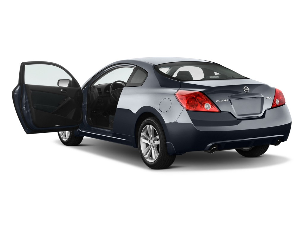 Image 2012 Nissan Altima 2 Door Coupe I4 Cvt 2 5 S Open