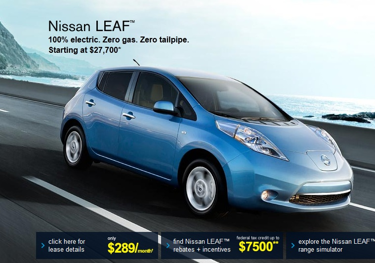 nissan leaf predicted to retain 95 of its value in one year my nissan leaf forum. Black Bedroom Furniture Sets. Home Design Ideas