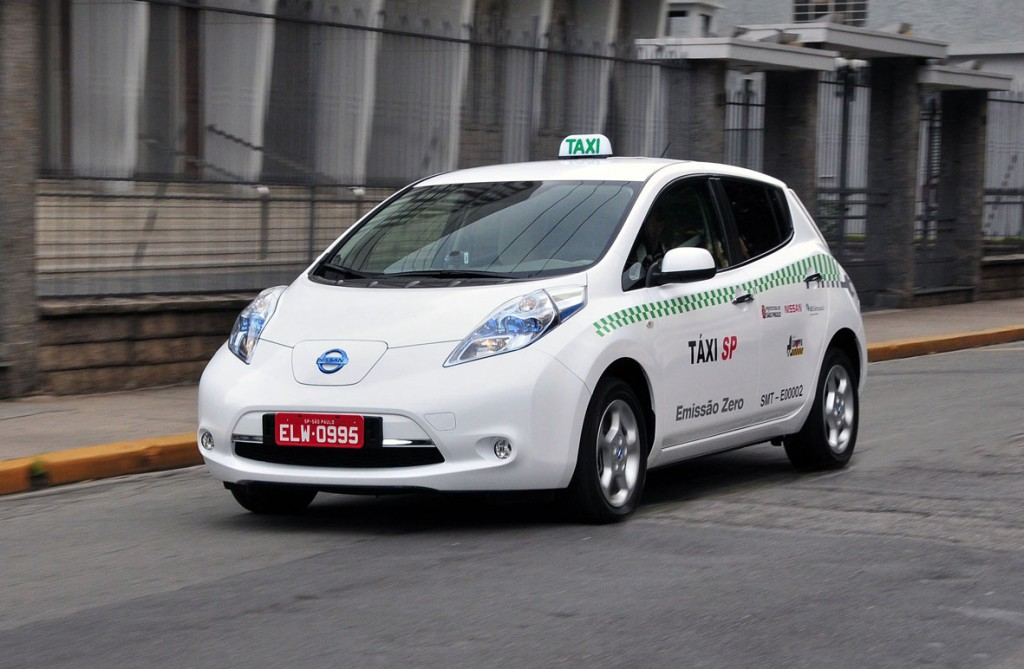 image  nissan leaf taxi  sao paulo size    type gif posted  june
