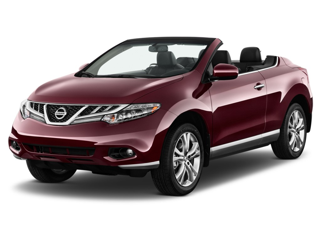 2012 Nissan Murano Crosscabriolet Pictures Photos Gallery