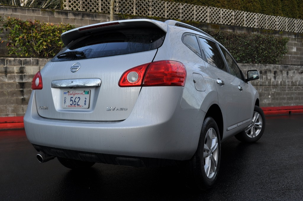 Going Rogue For A Week: 2012 Nissan Rogue Driven