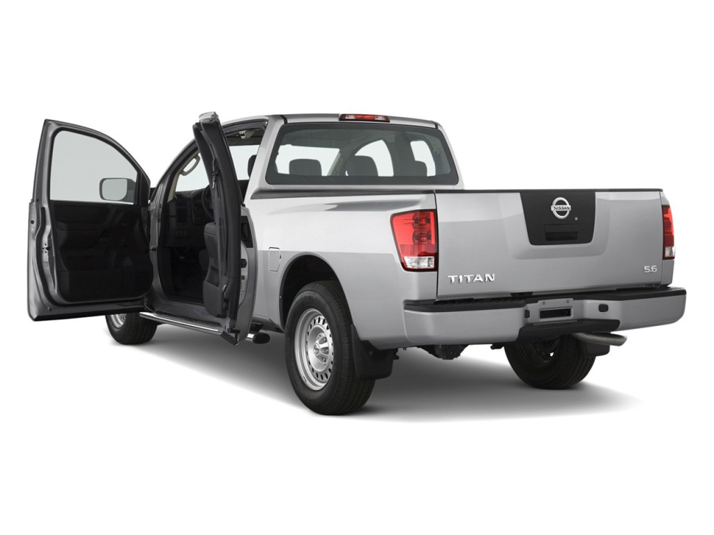 image 2012 nissan titan 2wd king cab swb sv open doors size 1024 x 768 type gif posted on. Black Bedroom Furniture Sets. Home Design Ideas