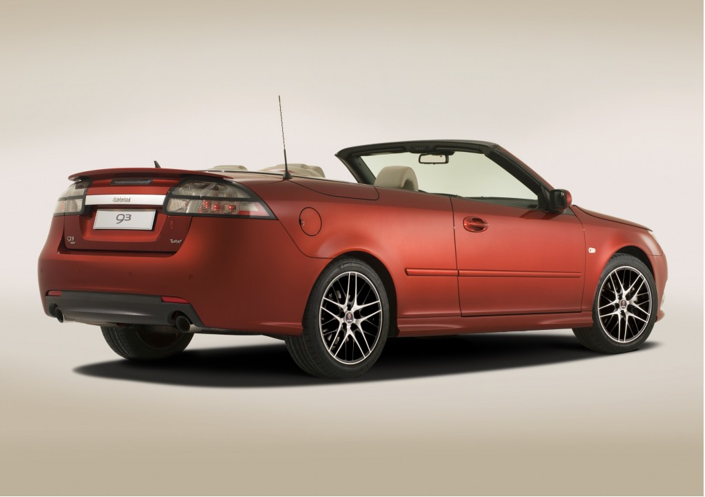 limited edition 2012 saab 9 3 independence convertible preview. Black Bedroom Furniture Sets. Home Design Ideas