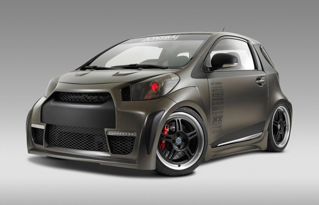 2012 Scion Iq Swarms Sema HD Wallpapers Download free images and photos [musssic.tk]