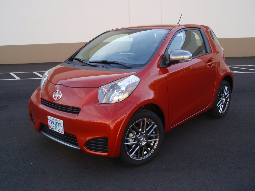 2012 scion iq best non hybrid gas mileage not in real world. Black Bedroom Furniture Sets. Home Design Ideas