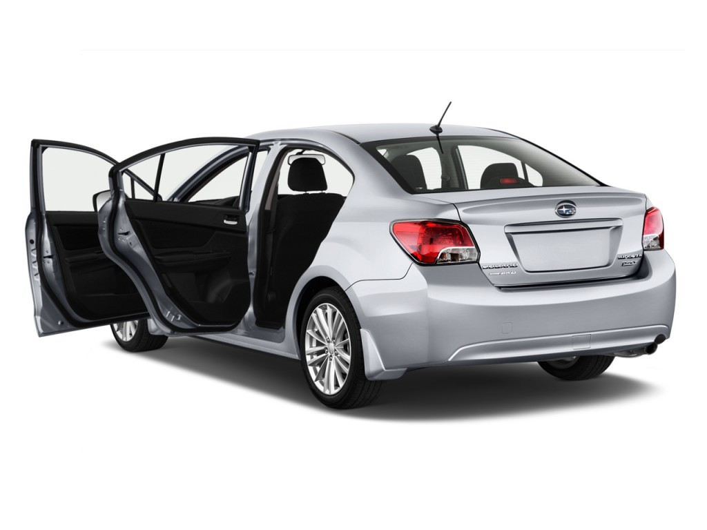 image 2012 subaru impreza 4 door auto open doors. Black Bedroom Furniture Sets. Home Design Ideas
